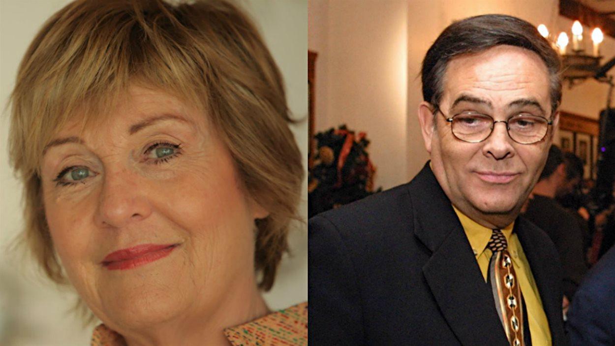 Les sénateurs québécois, Diane Bellemare et Michel Rivard, quittent le caucus conservateur pour siéger comme sénateurs indépendants.