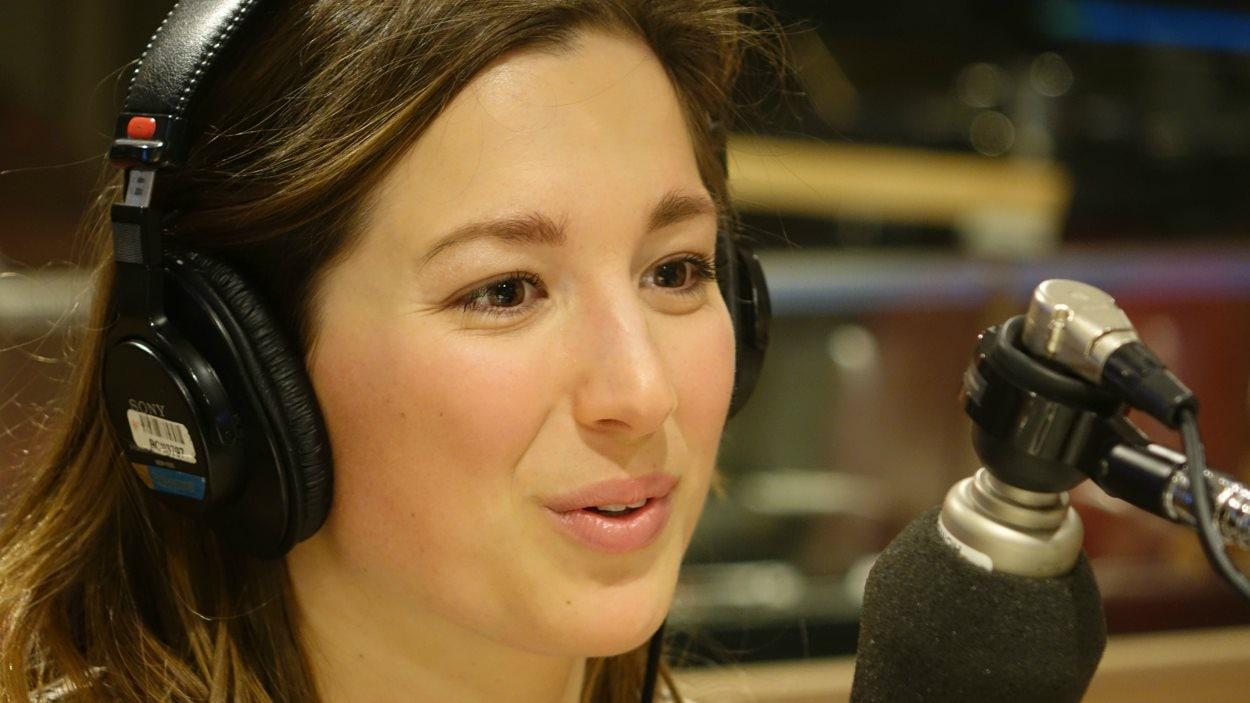 Chloé Dufour-Lapointe, championne du monde 2016 de ski de bosses