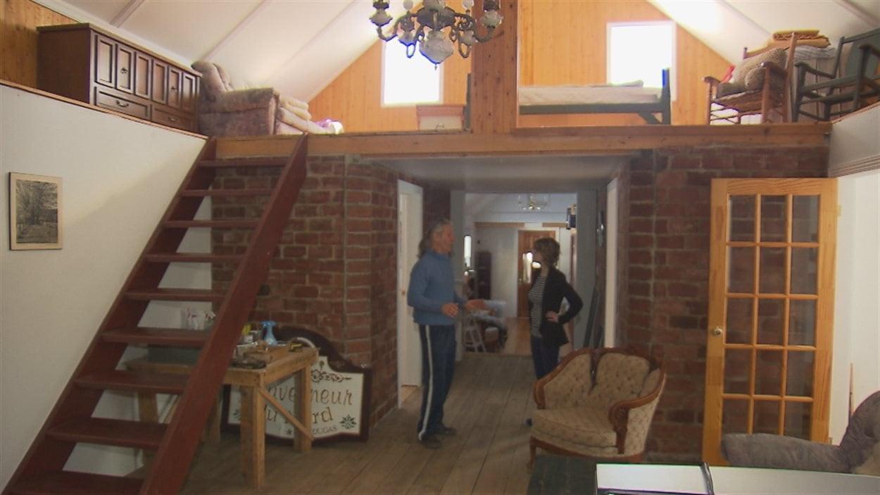 La maison de René Dugas est dotée de 12 pièces.