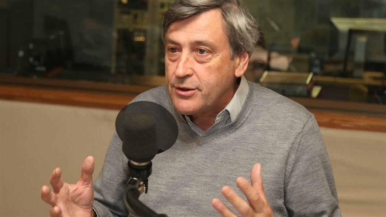 Jean-Michel Leprince à l'émission Samedi et rien d'autre