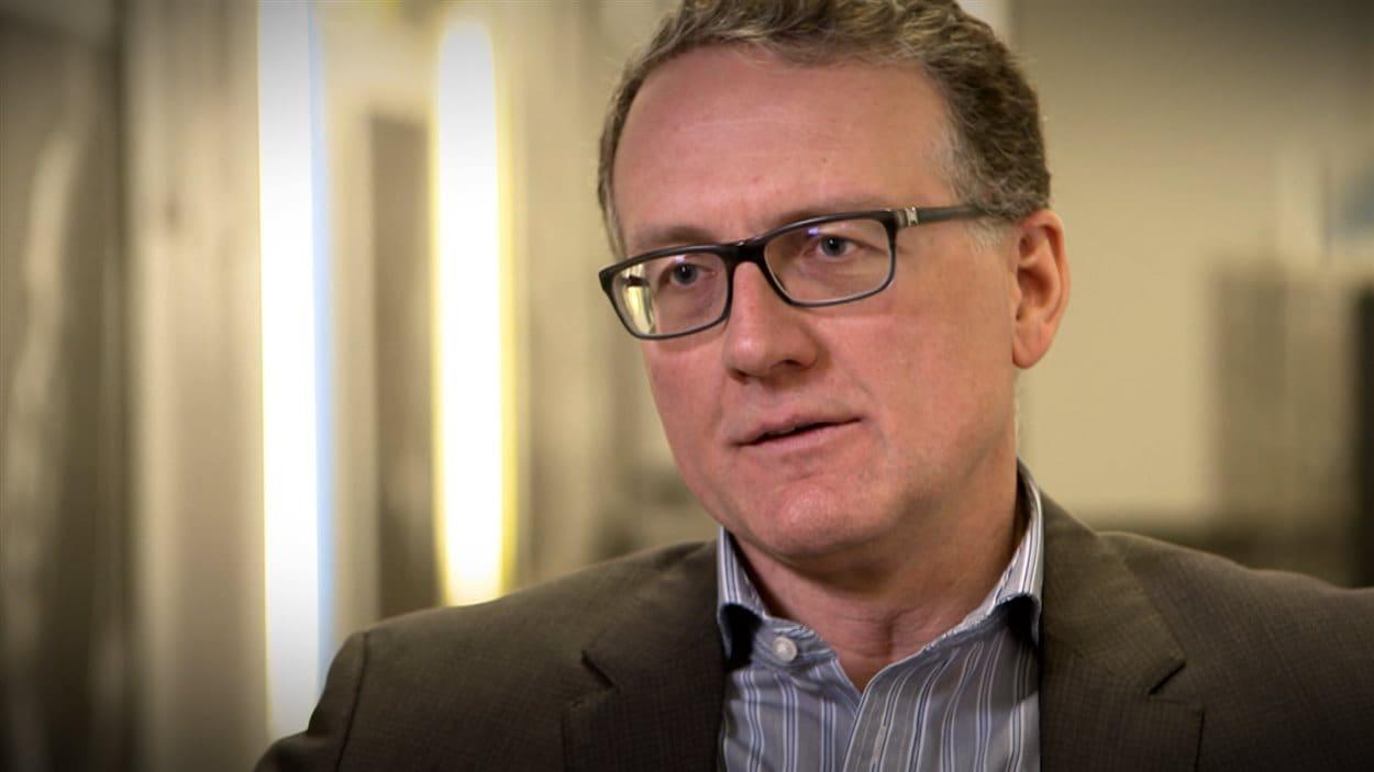 Jean-Marc Chouinard, vice-président Stratégie et partenariats à la Fondation Lucie et André Chagnon