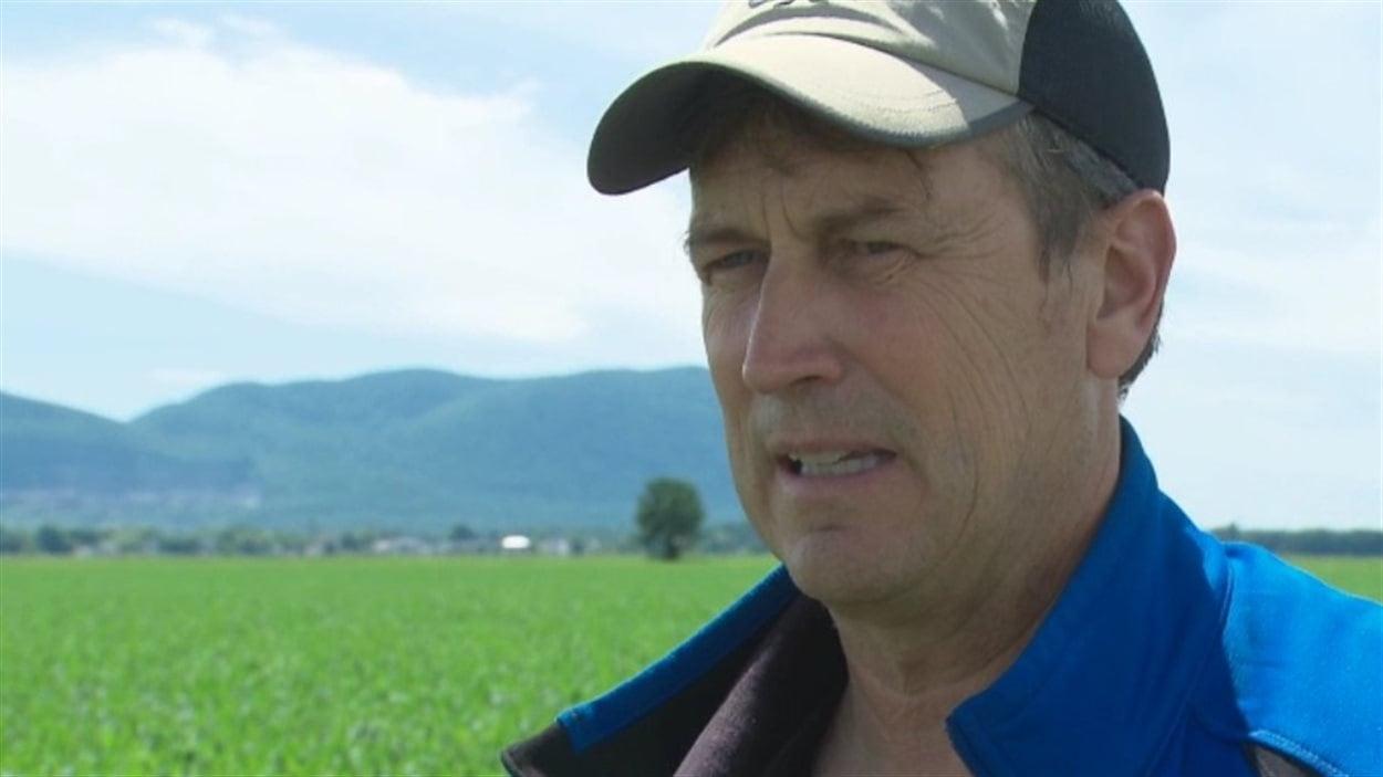 Louis Robert, agronome MAPAQ