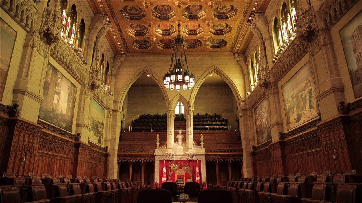 Le Sénat du Canada.