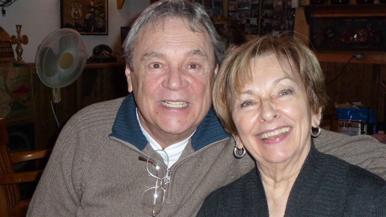 Yvon St-Louis et Claudette Piché