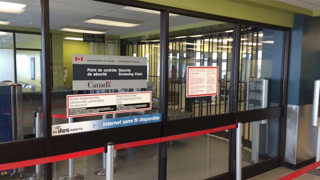 Aéroport des Îles-de-la-Madeleine