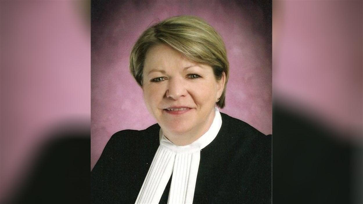 Gabrielle Choinière, ex-conjointe de Jean Lapierre