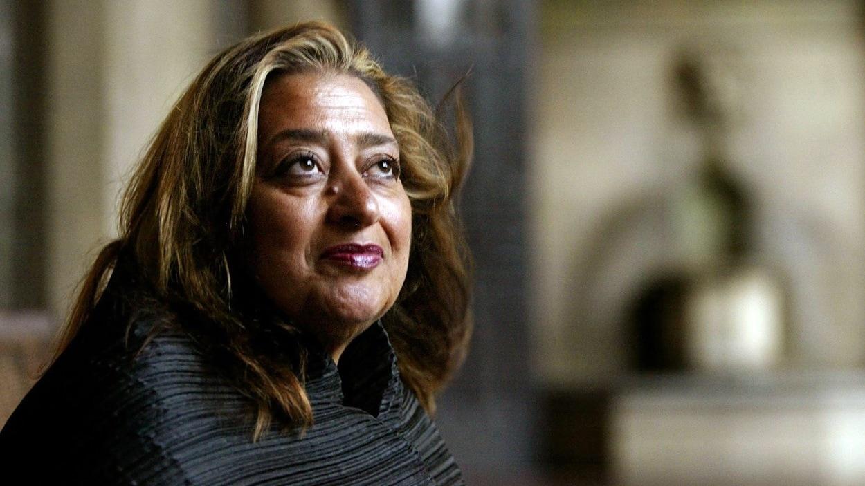L'architecte Zaha Hadid, décédée à 65 ans d'une crise cardiaque