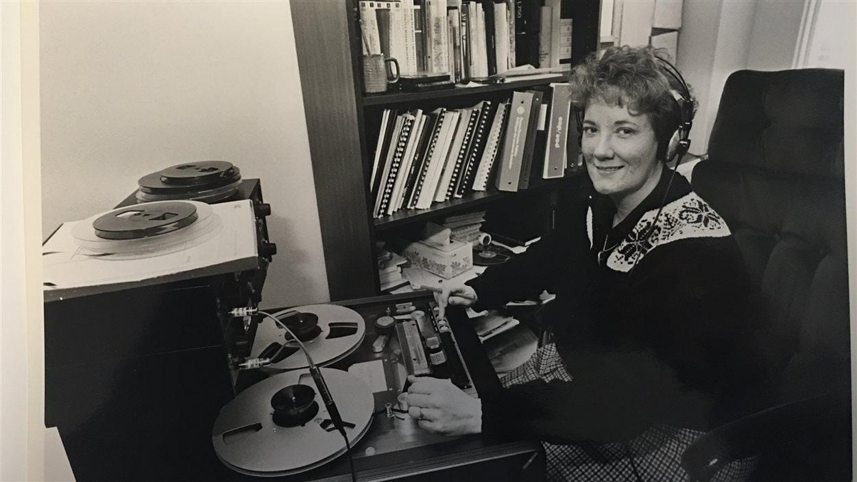 Paulette Richer, réalisatrice