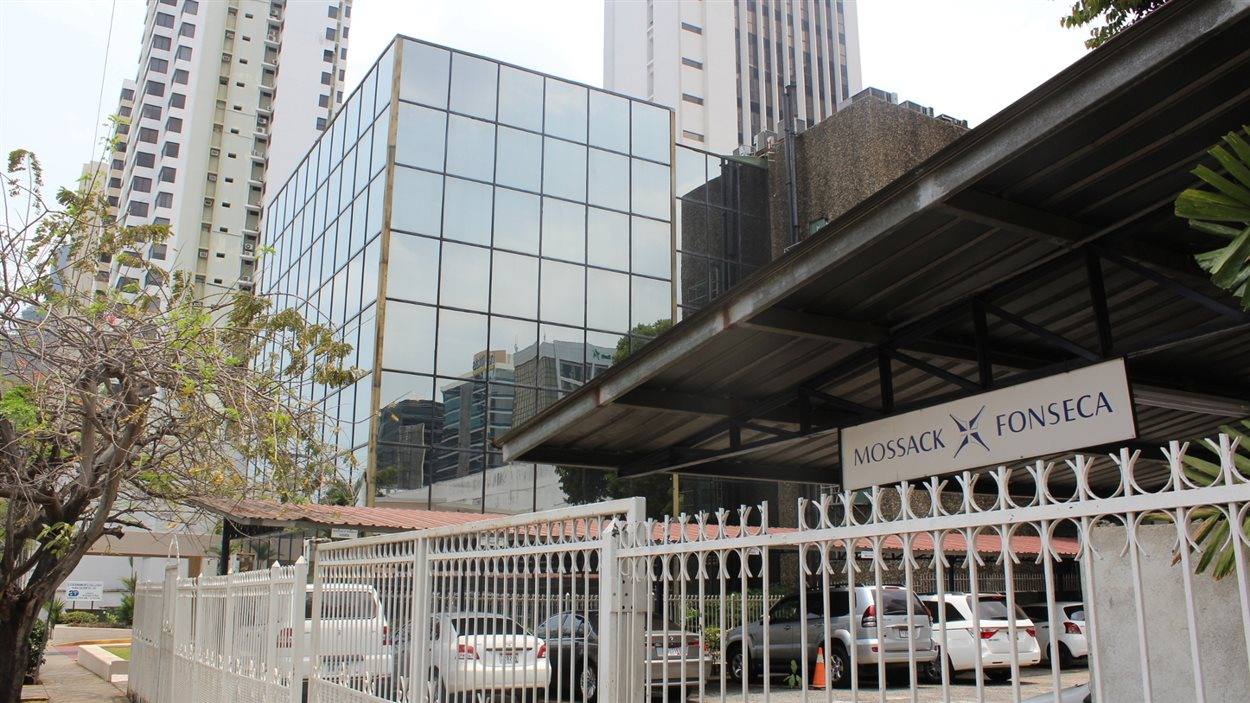 L'édifice de Mossack Fonseca à Panama
