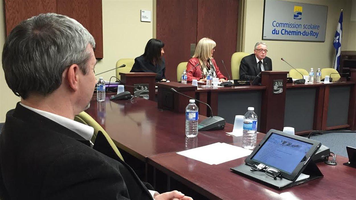 Le conseil des commissaires a tranché dans le dossier de l'école du Bois-Joli lors de sa séance de mercredi