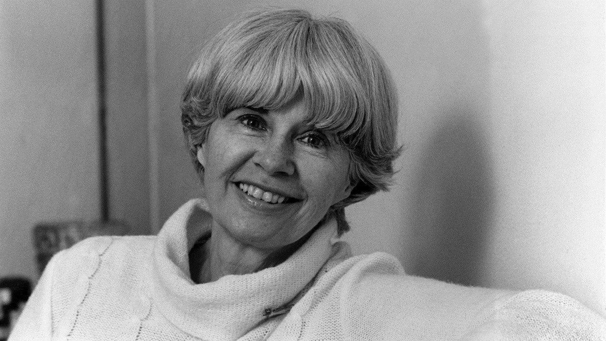 Anne Hébert en 1985