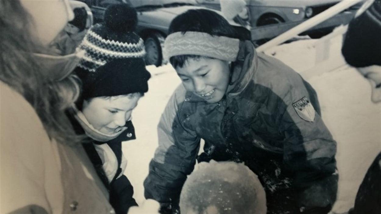 On joue dans la neige (1991)