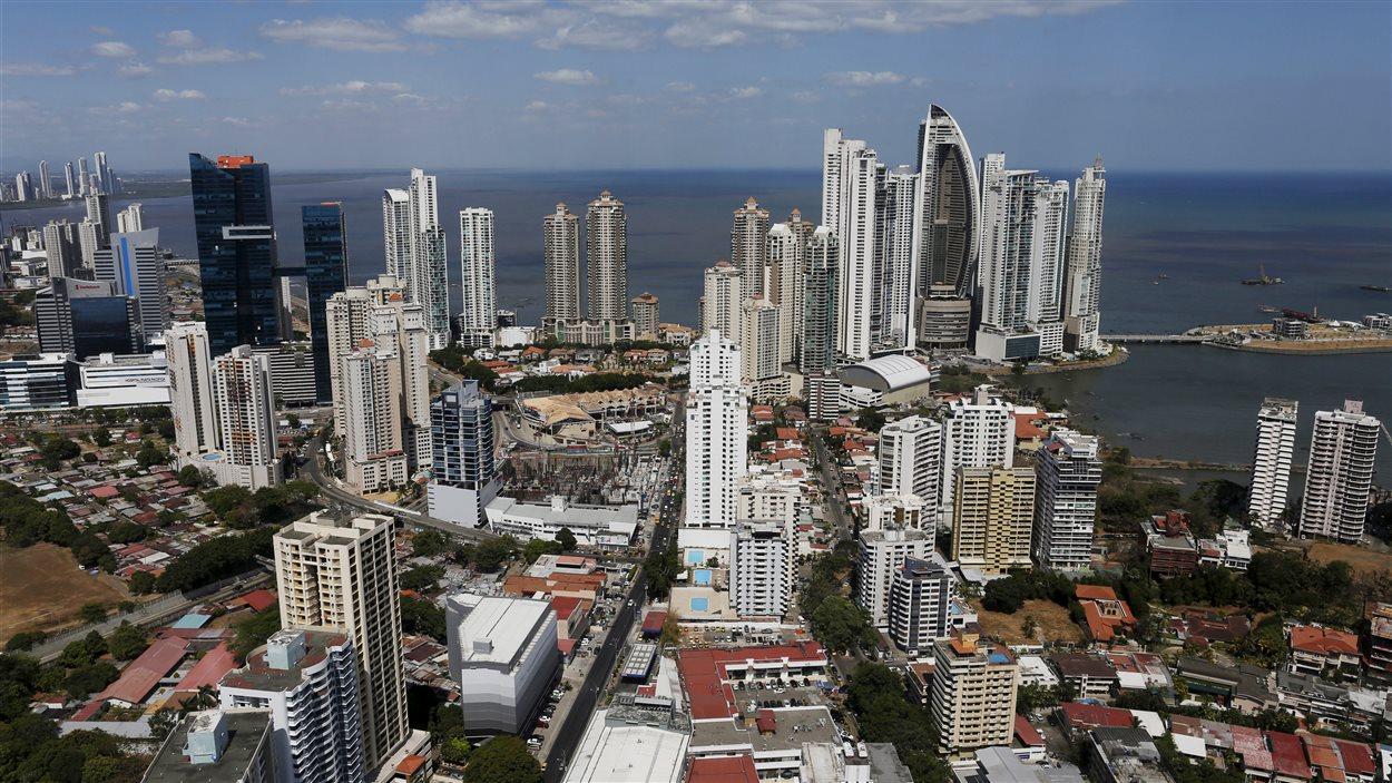 La ville de Panama