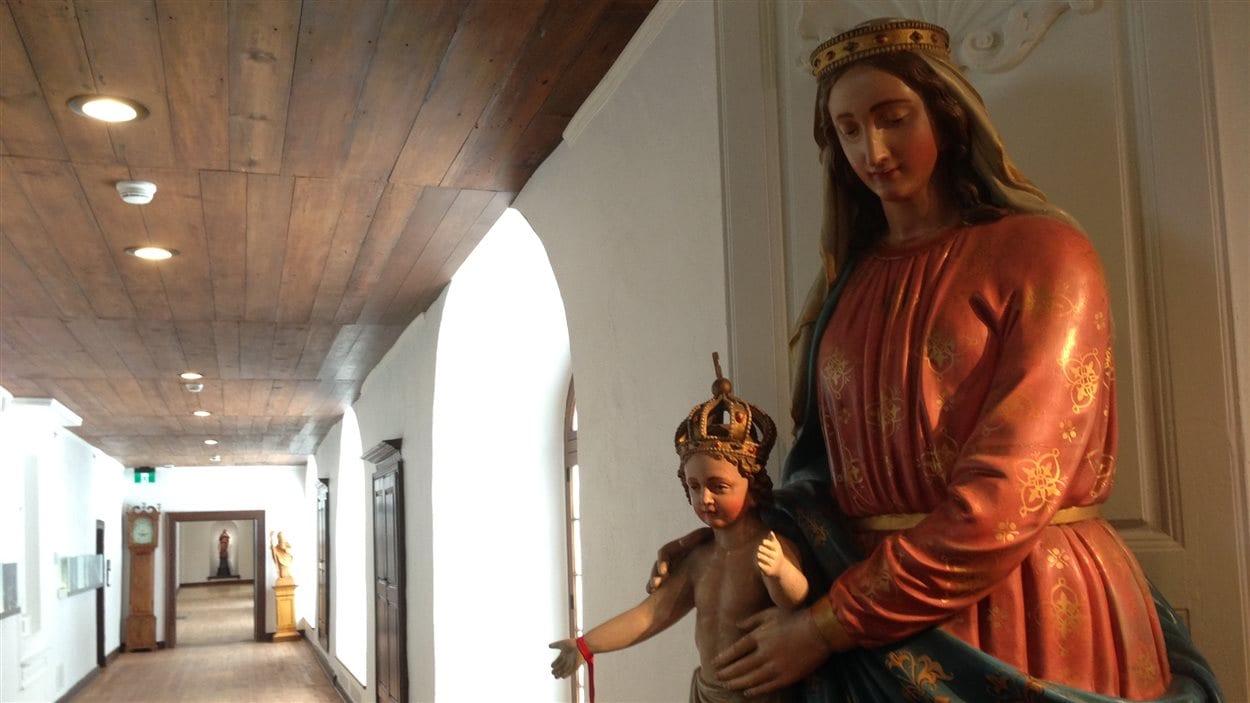 Le patrimoine matériel des augustines