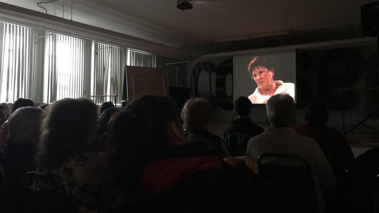 L'organisme COMSEP a présenté le film «La stratégie des maringouins» afin de rendre hommage à la comédienne Rita Lafontaine