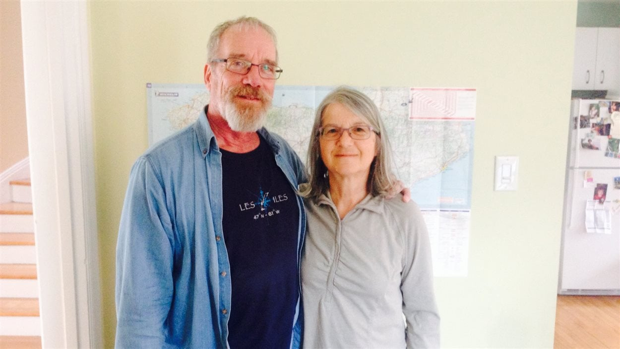 Michel Fisch et Nicole Gagnon