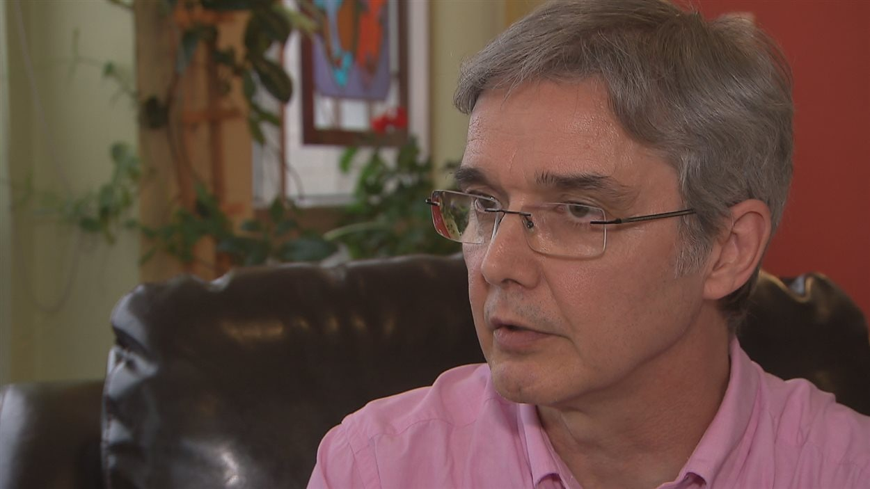 Alain Naud, médecin