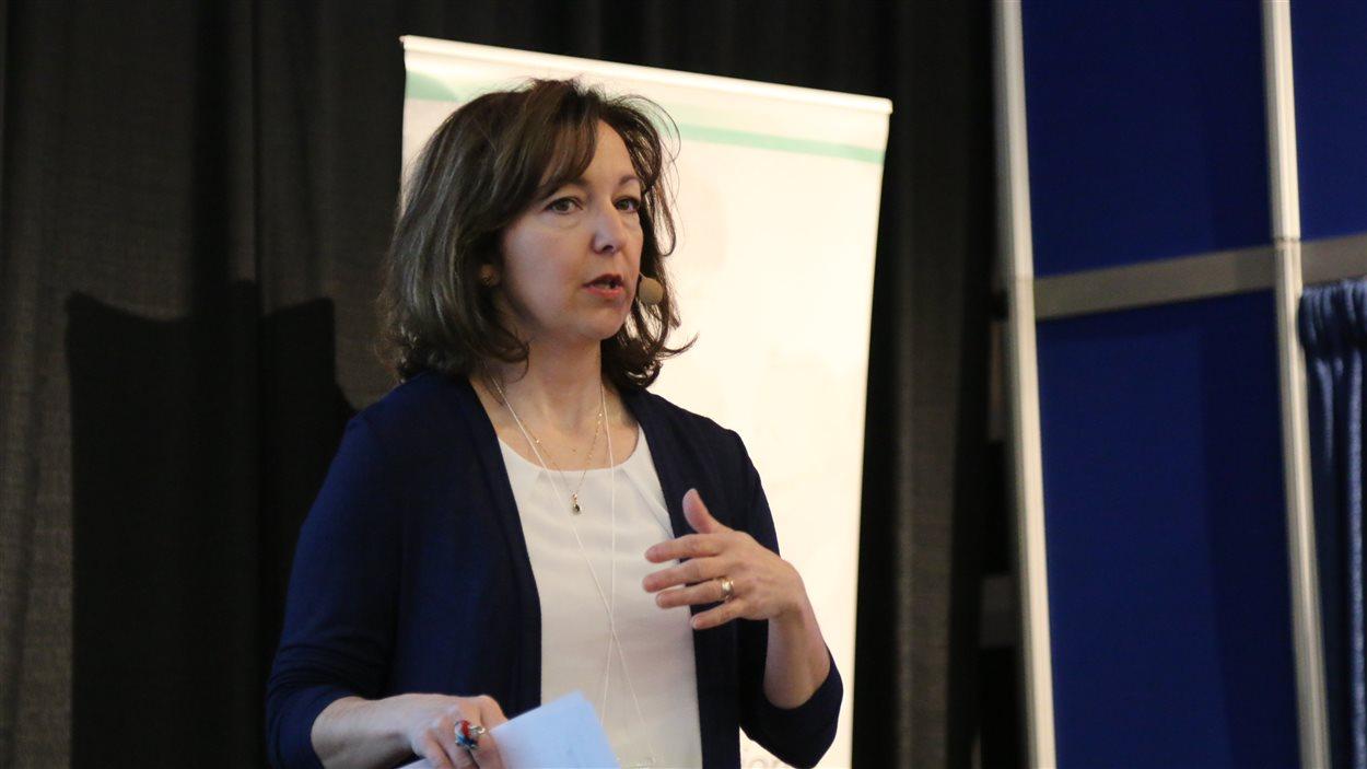 La psychologue Nathalie Parent se penche sur l'anxiété chez les jeunes.