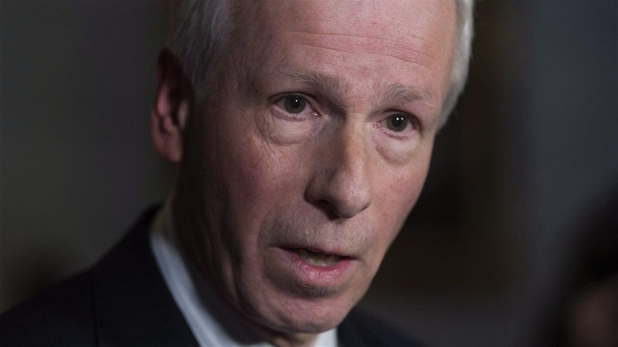 Stéphane Dion, ministre des Affaires étrangères du Canada