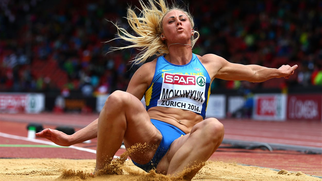Anastasia Mokhnyuk