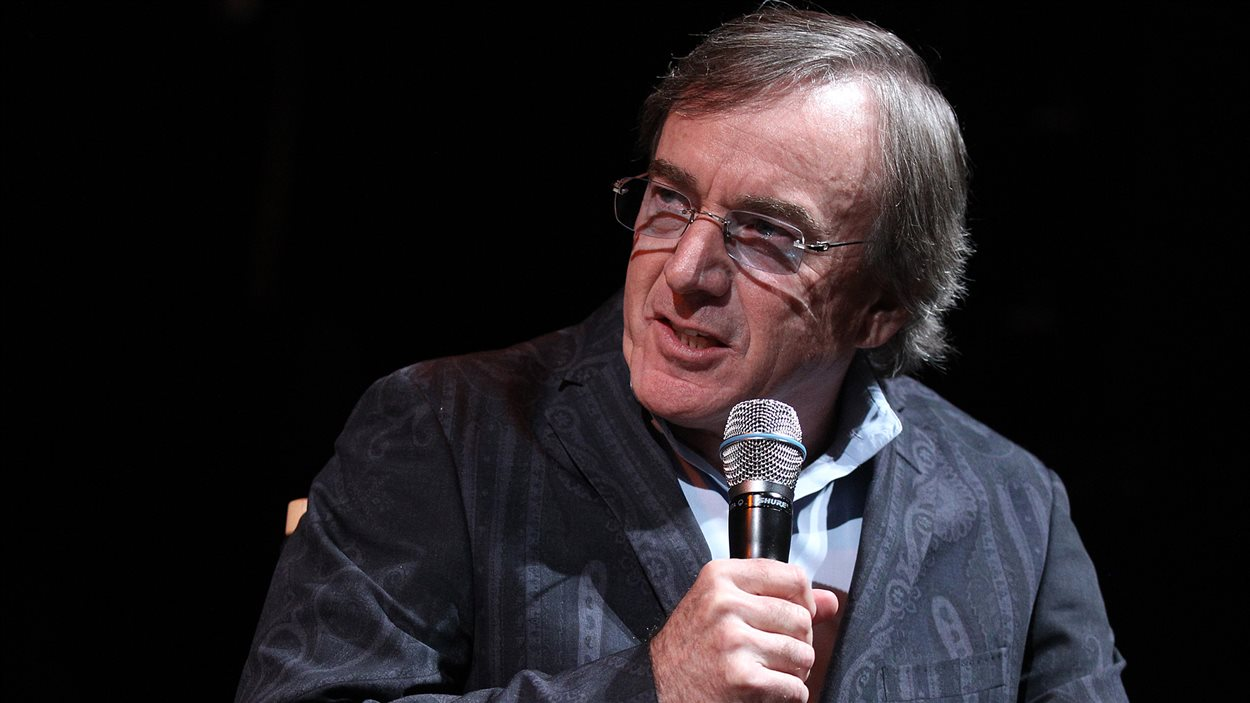 Le président-directeur général du Cirque du Soleil, Daniel Lamarre