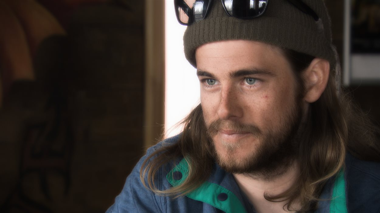 Le réalisateur Matt Charland