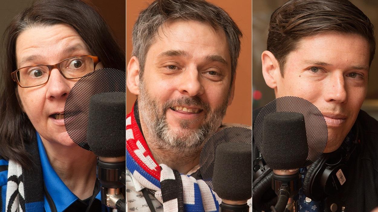 Dominique Ritchot, Jean-François Dupont-Viel et Patrick Leduc