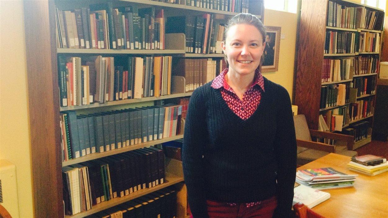 Jody Robinson de la Banque d'archives archivesdescantons.ca