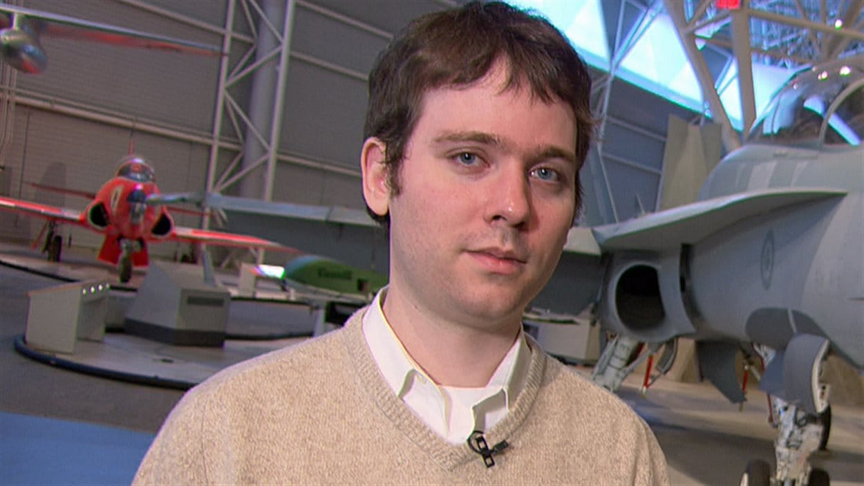 Gabor Lukacs est un militant pour les droits des passagers aériens.