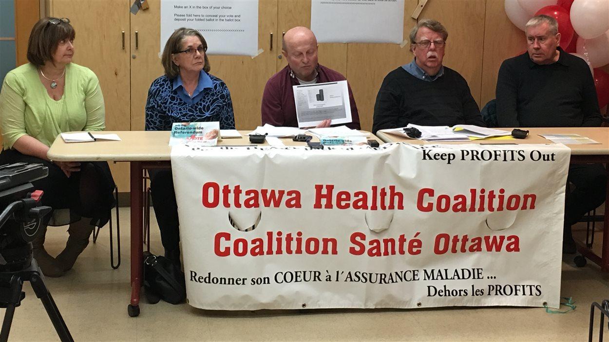 La Coalition sante Ottawa