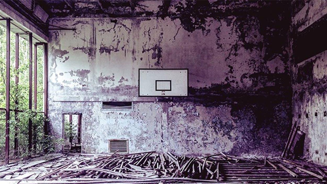 Pripyat, 30 ans après la catastrophe nucléaire à Tchernobyl