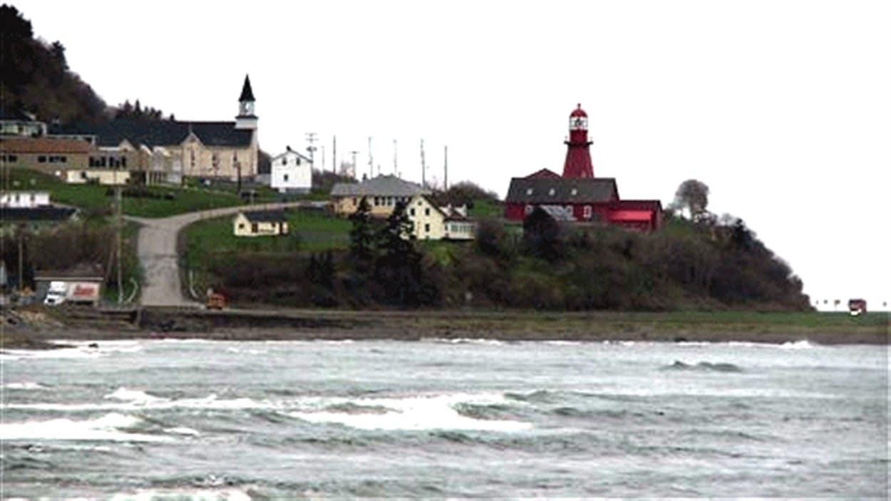 La Martre en Gaspésie