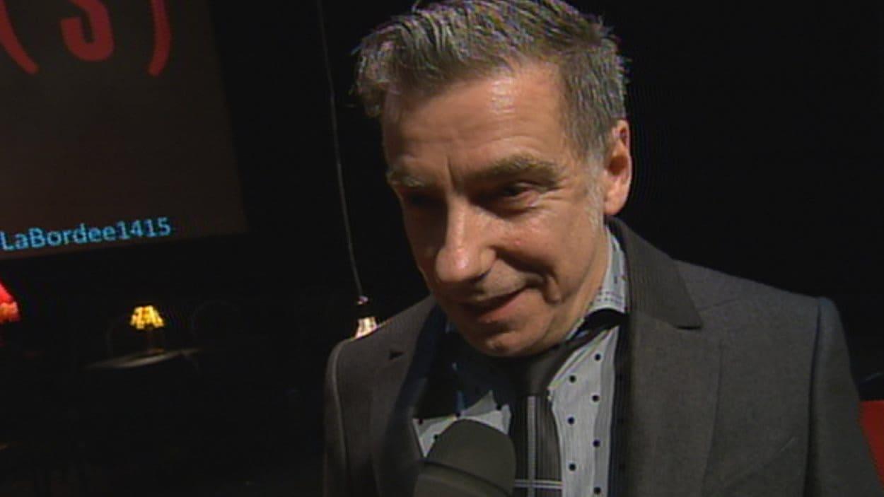 Jacques Leblanc, directeur artistique de La Bordée, devient directeur du Conservatoire d'art dramatique de Québec.