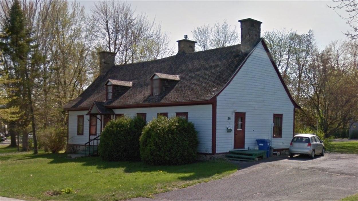 La maison René-Boileau, à Chambly