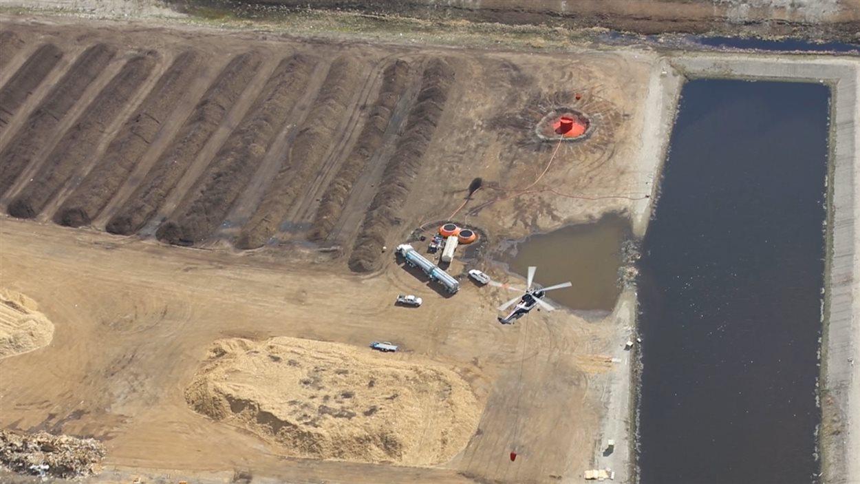Des pétrolières près de Fort McMurray ont évacué leurs employés