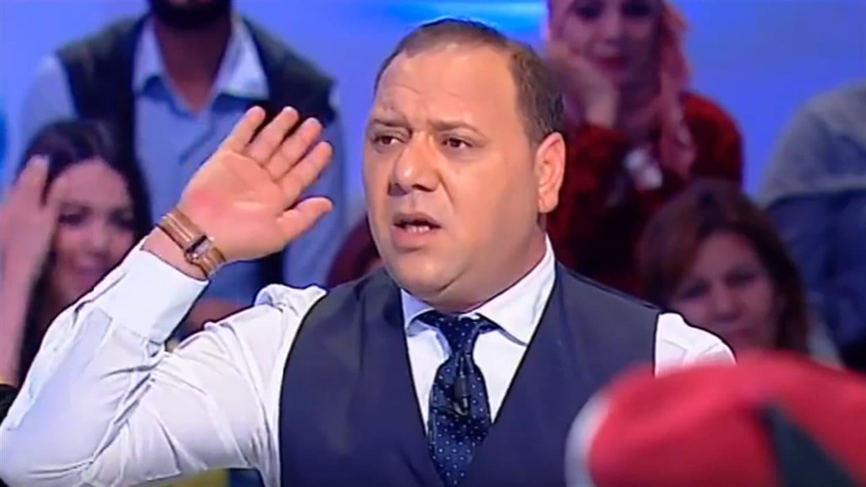 Walid Ettounsi, chanteur tunisien, qui sera de passage à Montréal dans deux semaines.