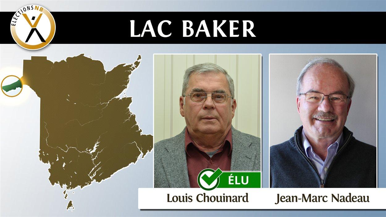 LAC BAKER ELECTION NB 2016