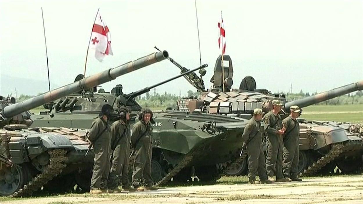 En Pologne, 25 000 soldats participeront au mois de juin à l'exercice AnaKonda, d'une ampleur sans précédent.