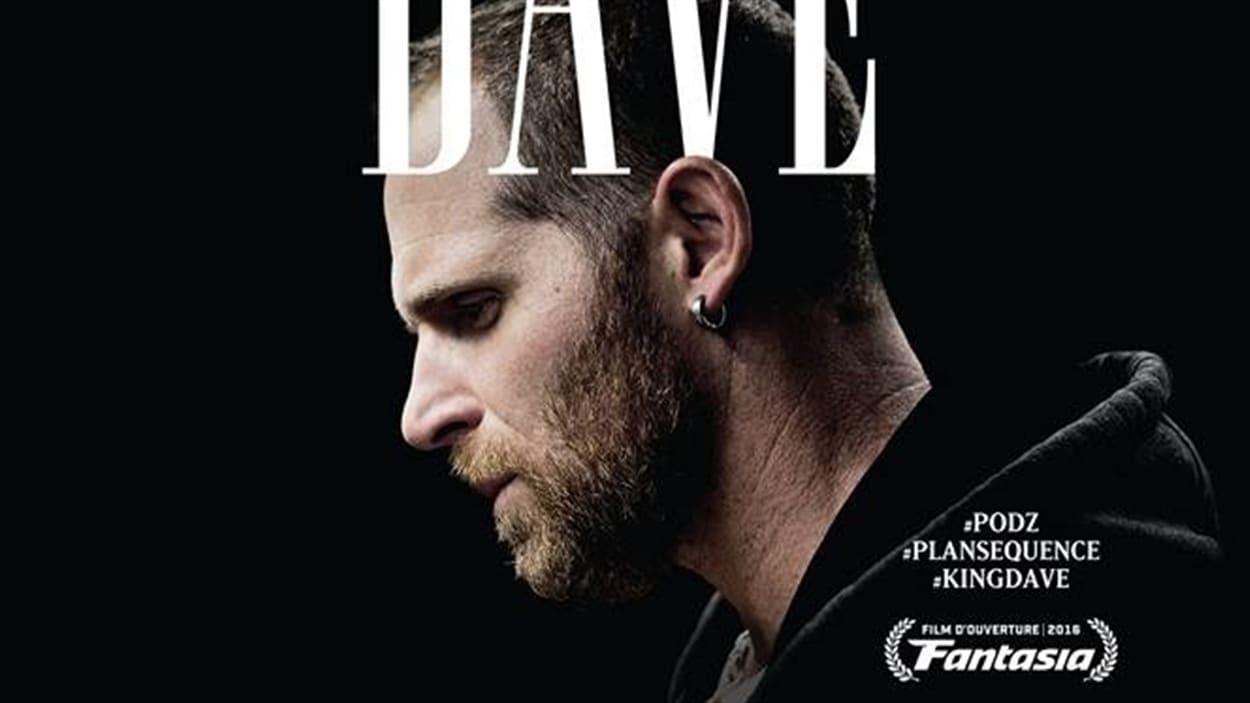 L'affiche du film « King Dave »
