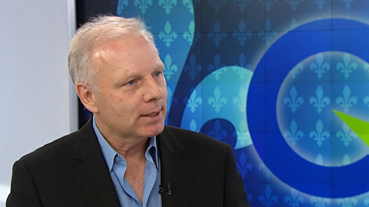 Le député péquiste Jean-François Lisée se présente à la direction du Parti québécois.