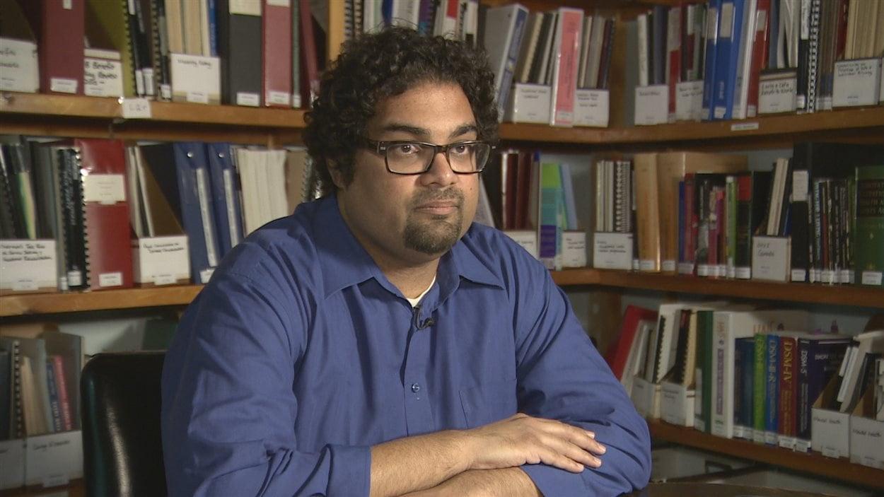 Chris Ramsaroop, de l'association Justice pour les travailleurs migrants