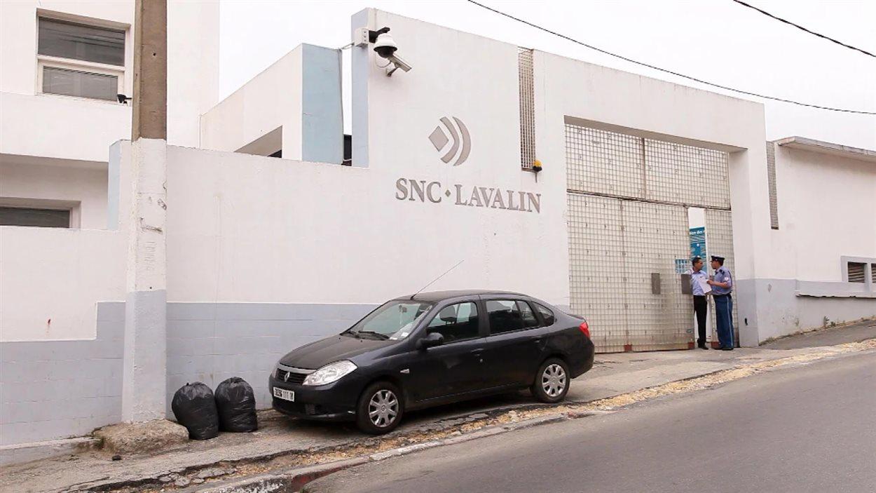 Siège social de SNC-Lavalin en Algérie