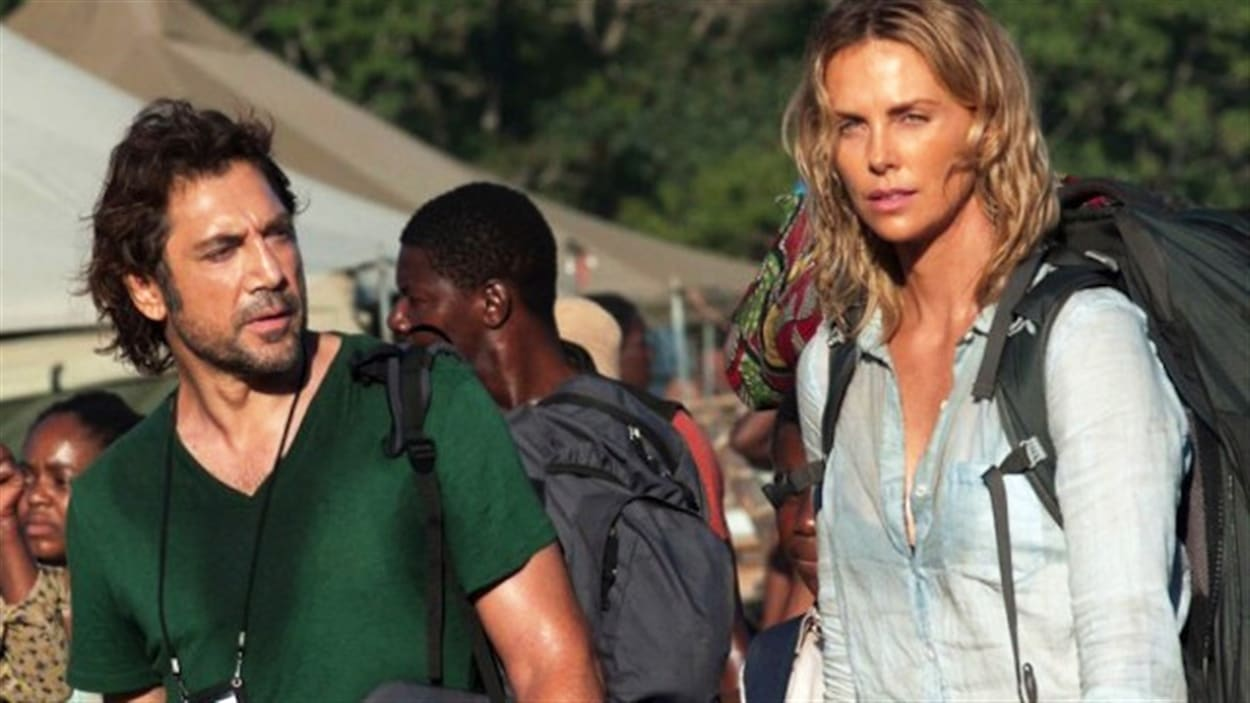 Javier Bardem et Charlize Theron dans «The Last Face»