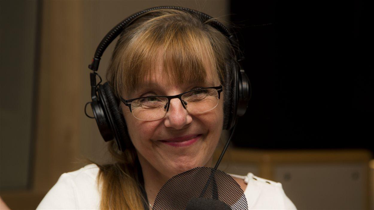 Suzanne Letarte, formatrice pour «Apprendre à se rapprocher sans agressivité»