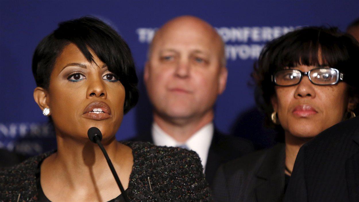 La mairesse de Baltimore, Stephanie Rawlings-Blake