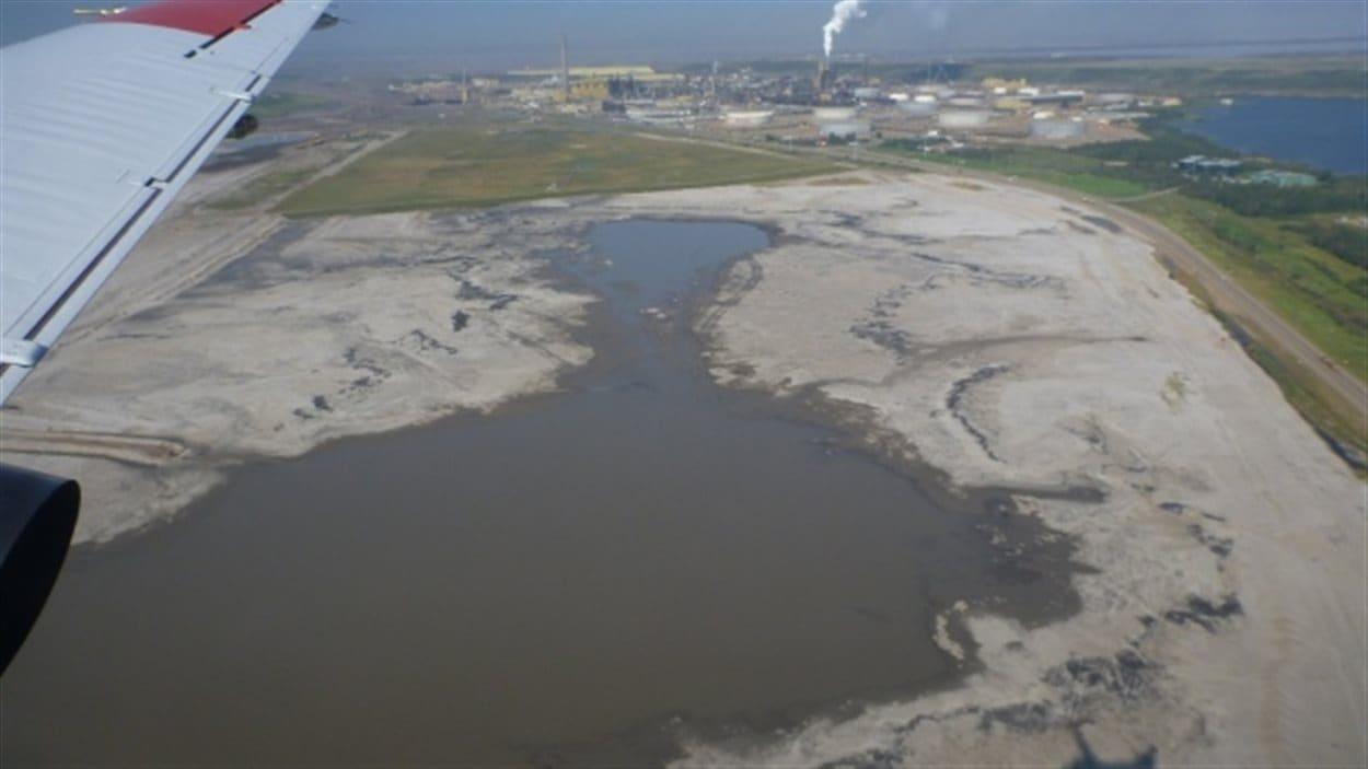 Les chercheurs ont suivi les particules de pollution dans l'air pour récolter leurs données.
