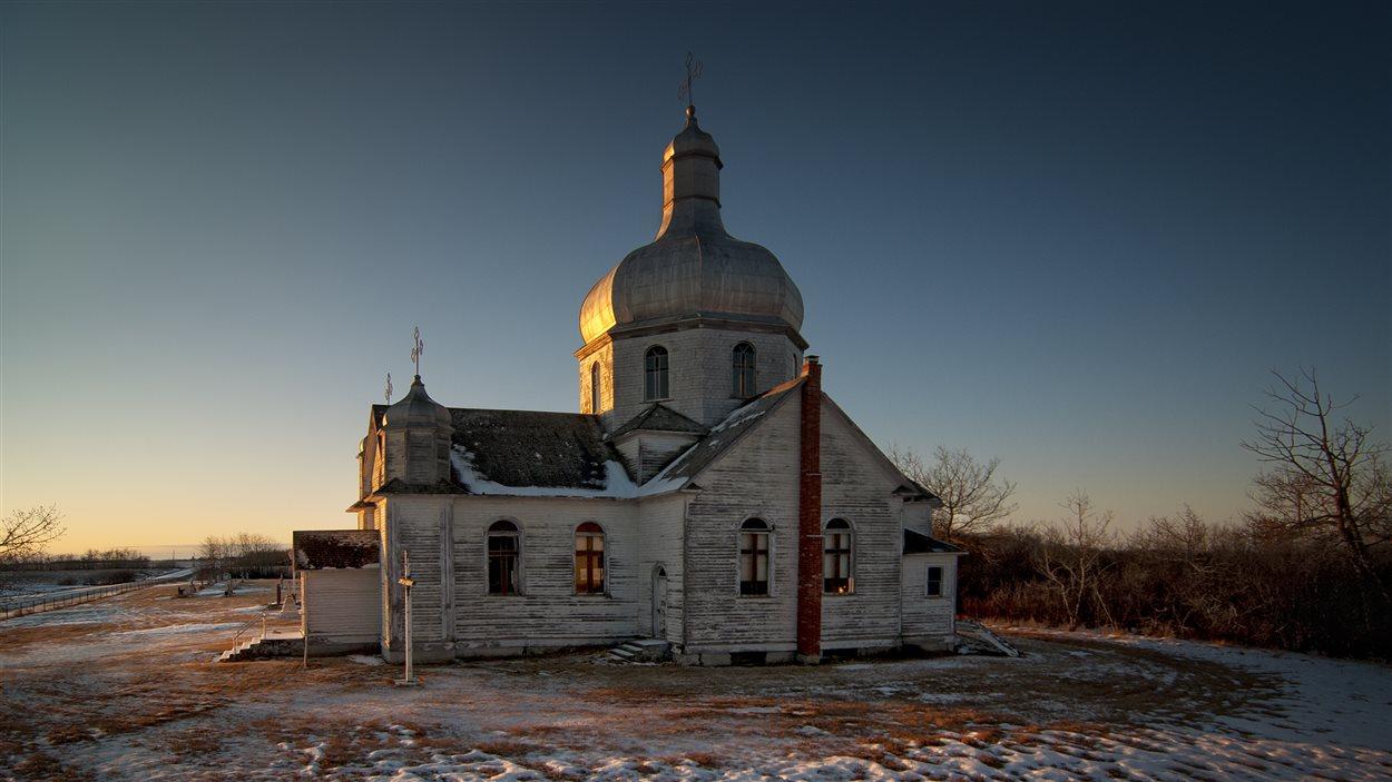 L'Église catholique ukrainienne Spaca Moskalyk