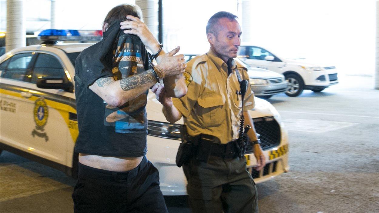 Marcel Bergeron, 56 ans, de Weedon, arrêté une 9e fois  pour conduite avec les facultés affaiblies.
