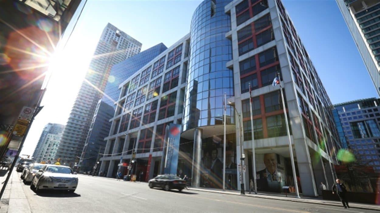 CBC/Radio-Canada à Toronto