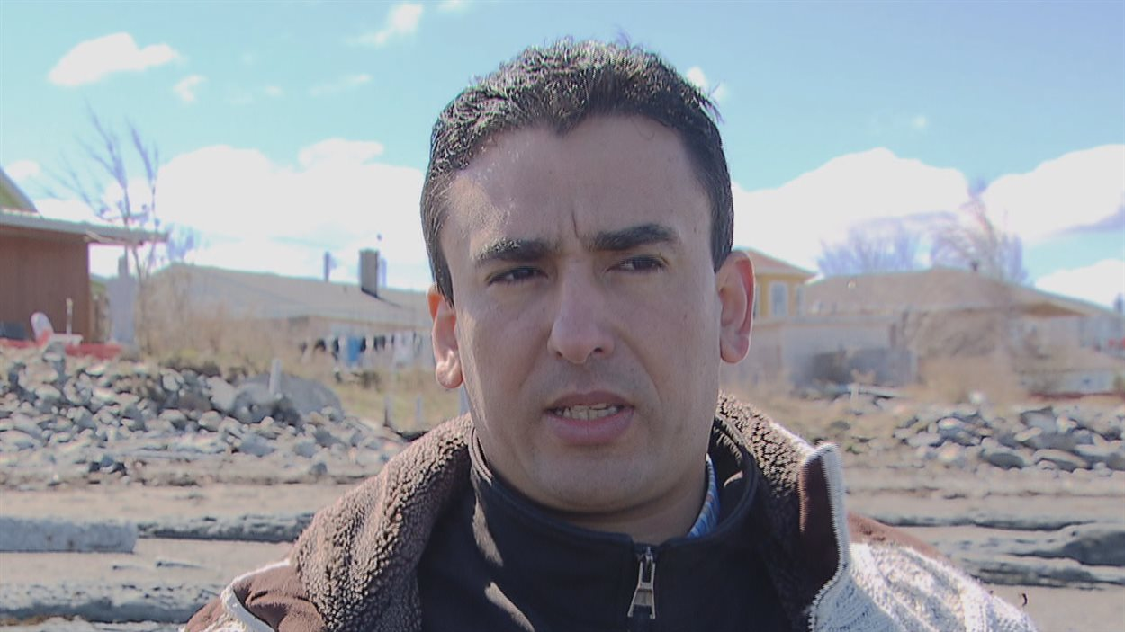 Le chercheur Amine Badri